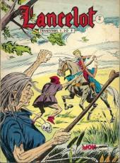 Lancelot (Mon Journal) -82- L'île aux sorciers