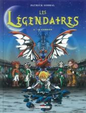 Les légendaires -2a11- Le gardien