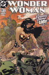 Wonder Woman (1987) -169- Paradise, lost, part 2: winds of war