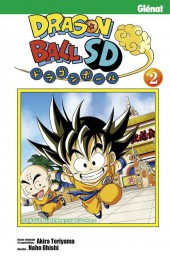 Dragon Ball SD -2- Tome 2