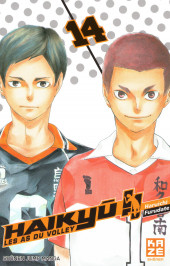 Haikyu !! Les As du Volley -14- Tome 14