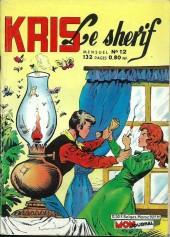 Kris le shériff -12- Le chasseur de rançons