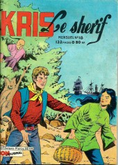 Kris le shériff -18- Wang le chinois