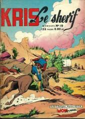 Kris le shériff -19- Les deux hors-la-loi