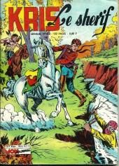 Kris le shériff -52- Les évadés de Red River