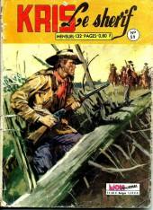 Kris le shériff -59- Le stratagème