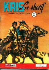 Kris le shériff -60- Le grand chapiteau