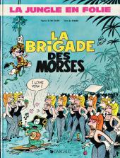La jungle en folie -13- La brigade des morses
