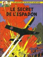 Blake et Mortimer -1b93- Le Secret de l'Espadon - tome 1