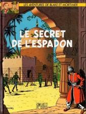 Blake et Mortimer (Les Aventures de) -2b1992- Le Secret de l'Espadon - Tome 2