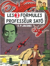 Blake et Mortimer -11a97- Les 3 formules du professeur sato - tome 1