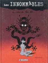 Les innommables (Premières maquettes) -31a- Le crâne du père Zé