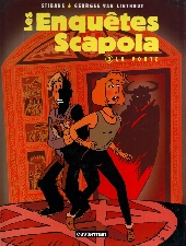 Les enquêtes Scapola -3- La porte