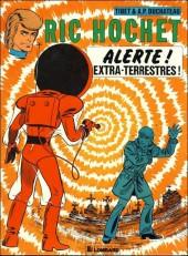Ric Hochet -22b83- Alerte ! Extra-terrestres !