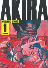 Akira (Glénat en N&B) -1a- Tetsuo