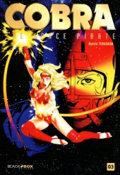Cobra - The Space Pirate (Black Box Éditions) -3- Tome 3