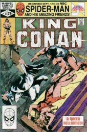 King Conan (1980) -8- A queen reclaimed !