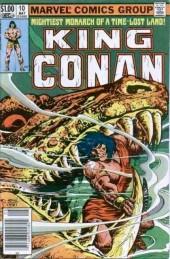 King Conan (1980) -10- The fang of set