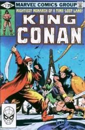 King Conan (1980) -7- A clash of kings !