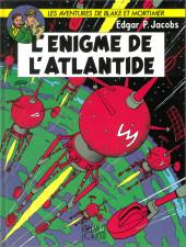 Blake et Mortimer (Les Aventures de) -7b1996- L'Enigme de l'Atlantide