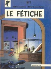 Benoît Brisefer -7a1981- Le fétiche