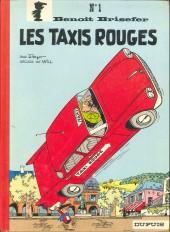 Benoît Brisefer -1b1977- Les taxis rouges