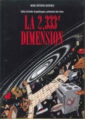 Julius Corentin Acquefacques -5a- La 2,333e dimension