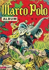 Marco Polo (Dorian, puis Marco Polo) (Mon Journal) -Rec08- Album n°8 (du n°57 au n°60)