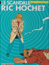 Ric Hochet -33b94- Le scandale ric hochet