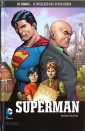 DC Comics - Le Meilleur des Super-Héros -13- Superman - Origines secrètes