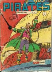 Pirates (Mon Journal) -25- Dans les griffes du traître