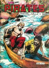 Pirates (Mon Journal) -70- La caverne des horreurs