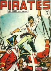 Pirates (Mon Journal) -Rec03- Album n°3 (du n°34 au n°36)