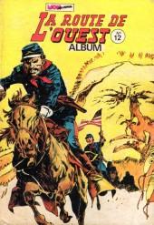 La route de l'Ouest -Rec12- Album n°12 (du n°34 au n°36)