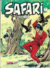 Safari (Mon Journal) -47- La reine des singes