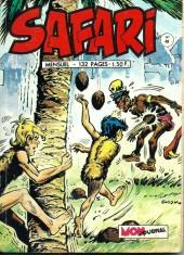 Safari (Mon Journal) -48- Gare à la bagarre!
