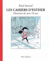 Les cahiers d'Esther -1- Histoires de mes 10 ans