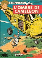 Ric Hochet -4b81- L'ombre de caméléon