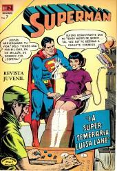 Superman (en espagnol) -833- La súper-temeraria Luisa Lane