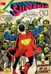 Superman (en espagnol) -882- El enemigo de la tierra