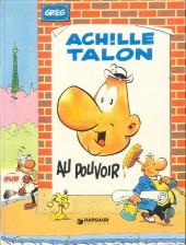 Achille Talon -6b80- Achille Talon au pouvoir