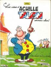 Achille Talon -1b79- Les idées d'Achille Talon cerveau-choc !