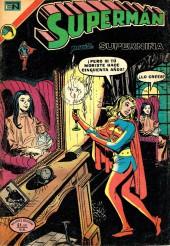Superman (en espagnol) -893- La niña de la ventana