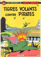 Buck Danny -28d1989- Tigres volants contre pirates