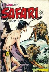 Safari (Mon Journal) -Rec32- Album n°32 (du n°122 au n°124)
