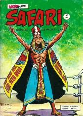 Safari (Mon Journal) -97- Grand-père vorace