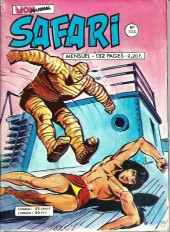 Safari (Mon Journal) -104- Les évadés