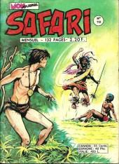 Safari (Mon Journal) -112- L'attaque de la caravane
