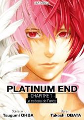Platinum End -Num01- Le cadeau de l'ange