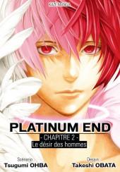 Platinum End -Num02- Le désir des hommes